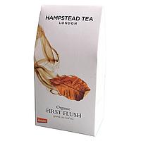 美味しい一番摘み茶葉を使用♪「ハムステッド 有機ダージリン」